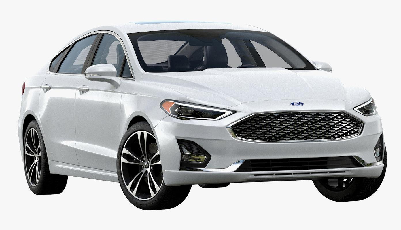 2019 fusion 3D model