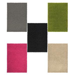 3D model carpet 5 colors