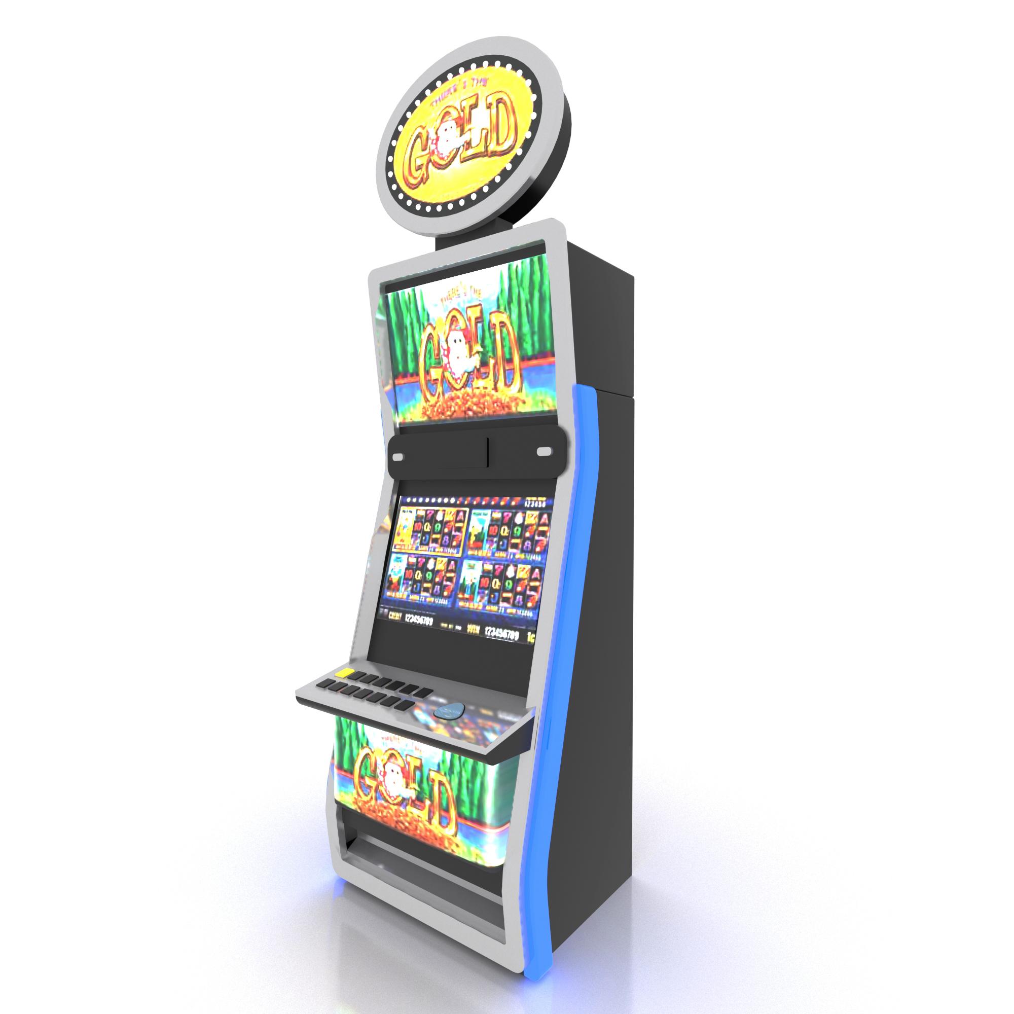 3d игровой автомат