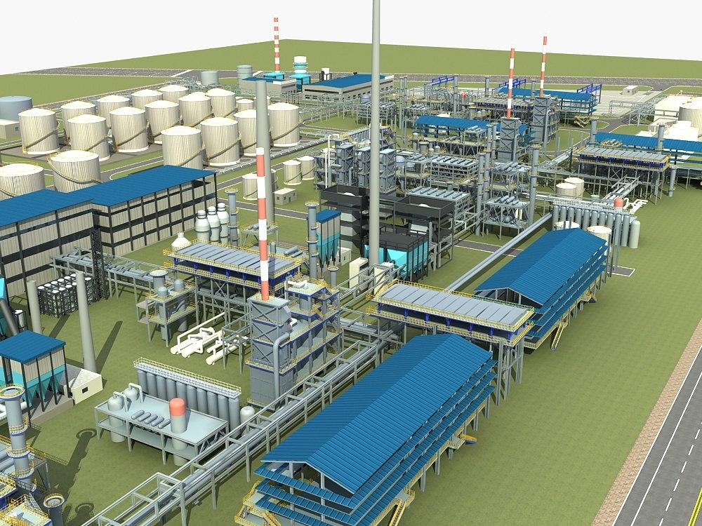 refinery 01 model