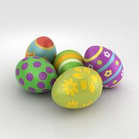 3D easter egg