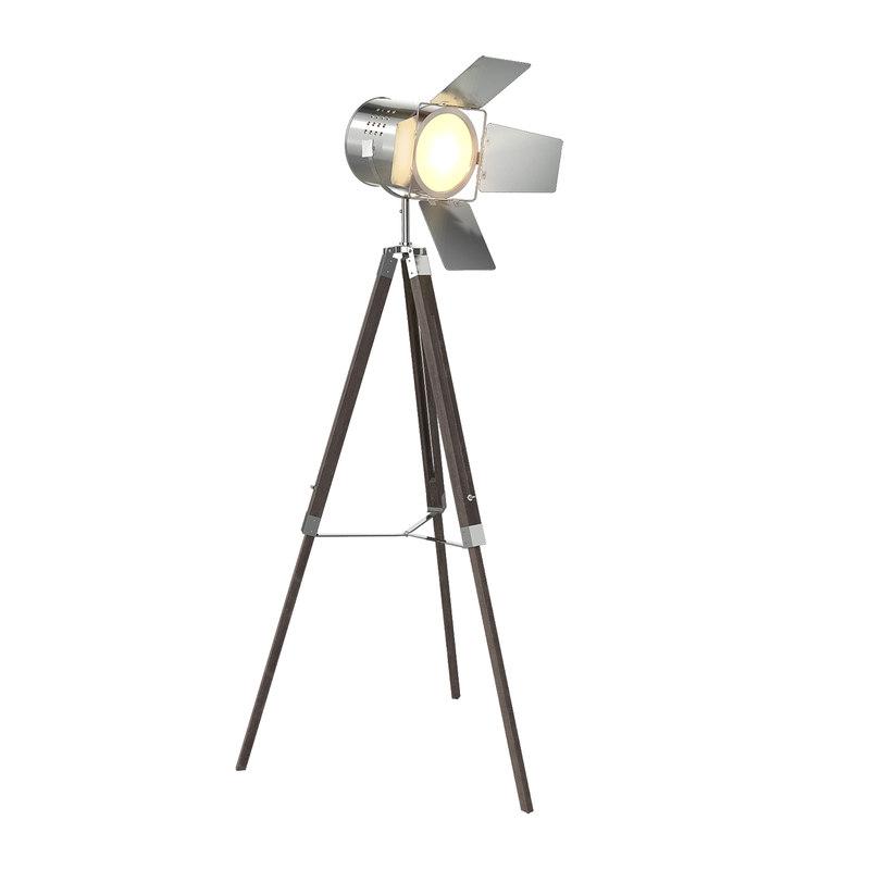 3D floor lamp - adhil model