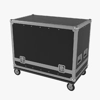 session music case 3D model
