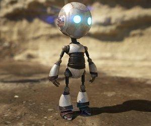 pbr robot 3D model