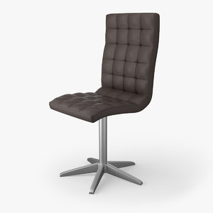 bradley chair 3D