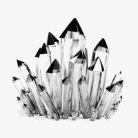 crystals pbr 3D model
