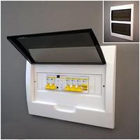 box shchrv-p-12 ip41 3D