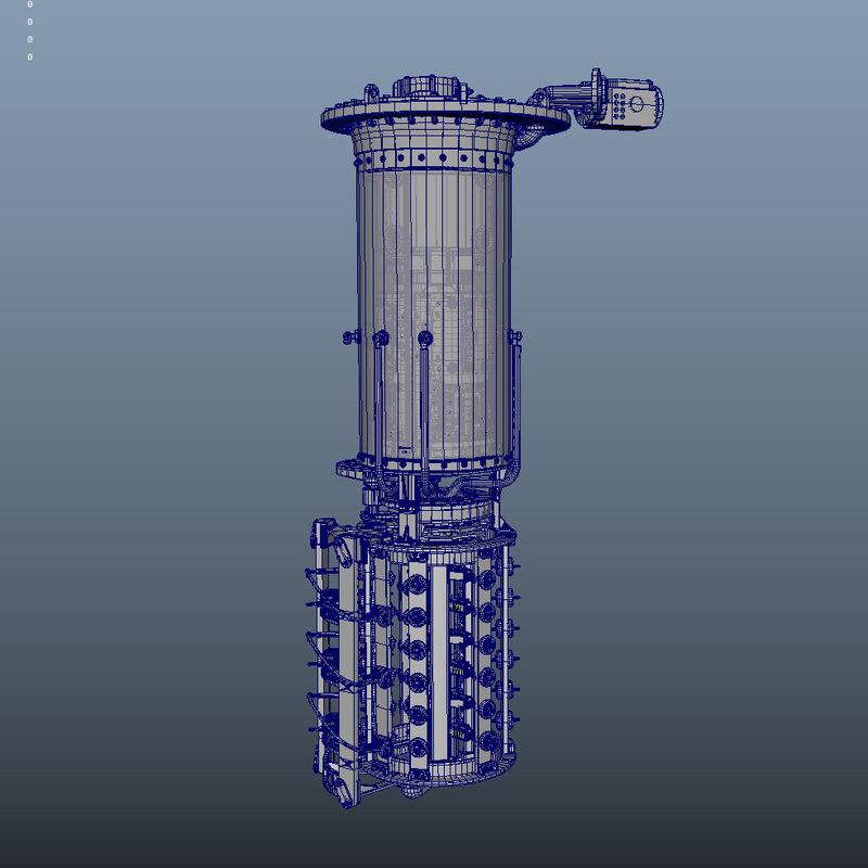 oltc machine 3D