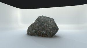 3D mount stone