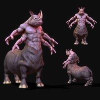 warrior rhino model