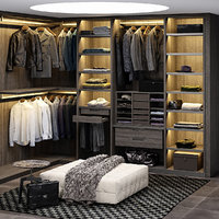 POLIFORM SENZAFINE WARDROBE - MENS