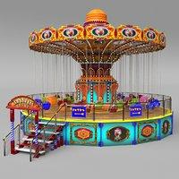 Chain Carrousel