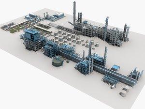 refinery unit model