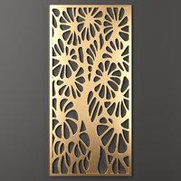 decorative panel model