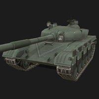 soviet tank model