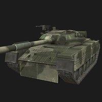 3D t-80 soviet