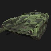 3D stridsfordon vehicle