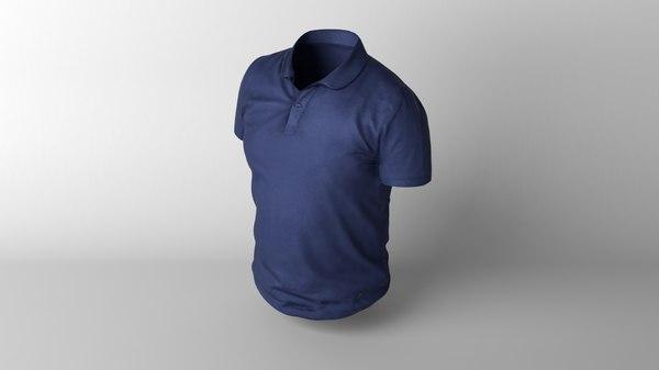 t-shirt games vr 3D model