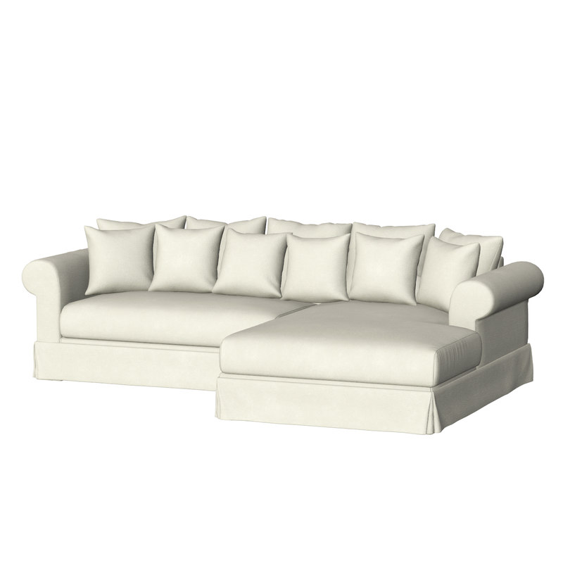 sofa - aludra 3D model