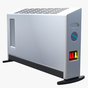 electrical heater 3d max
