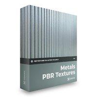 Metals PBR Textures  Collection Volume 6