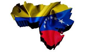venezuela karte carte model