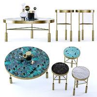 3D sedona table model