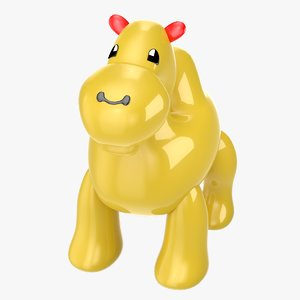 tolo toy camel 3d max