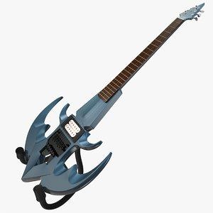 poseidon s anchor electric guitar max