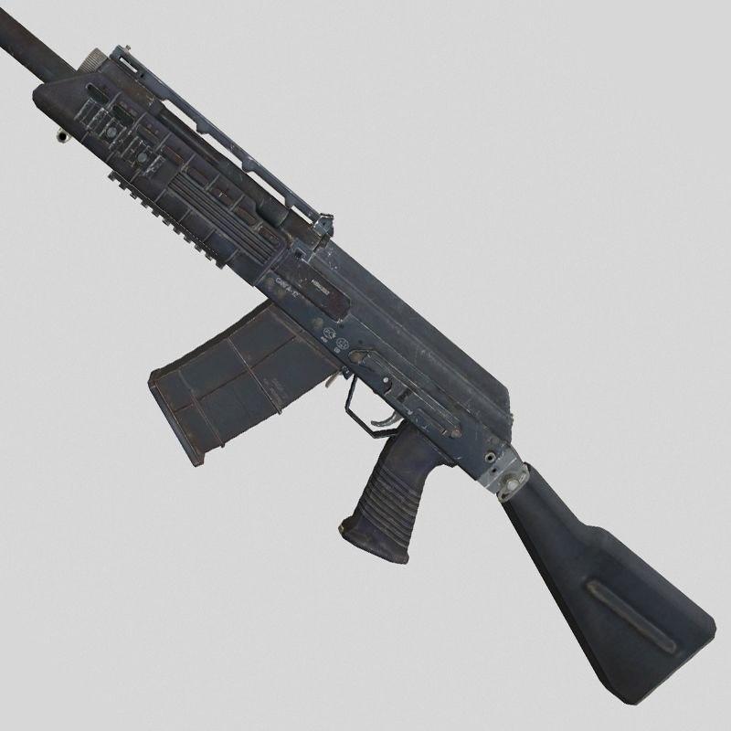 3D gun weapon