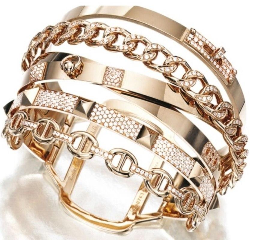 hermes bracelet 3D