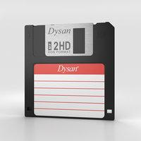 Floppy Disk 3.5 inch