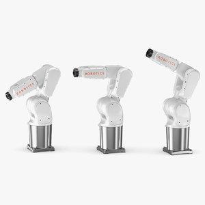 3D arm robot industrial