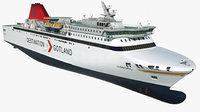 Passenger Ferry Visborg