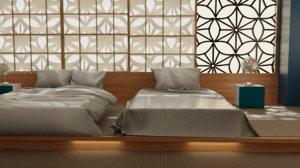 hoshinoya hotel tokyo model