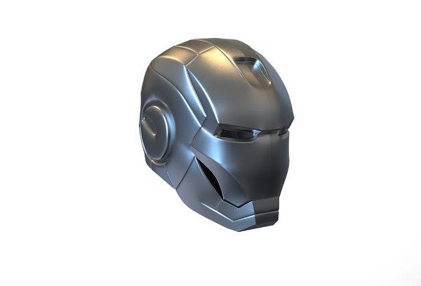 3D mk2 helmet