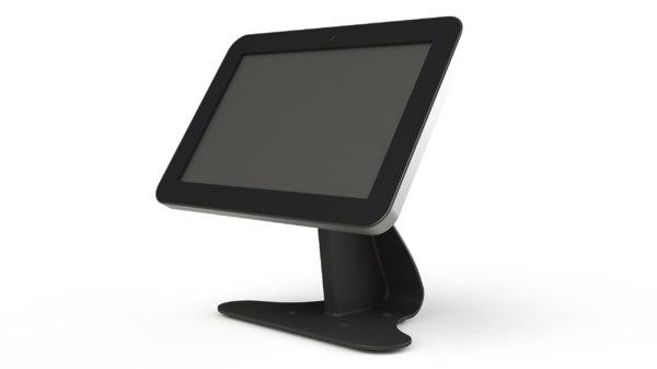 pos terminal monitor 10 3D model