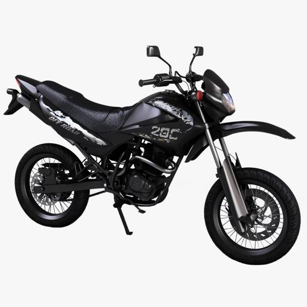 maya trail radisson 200cc