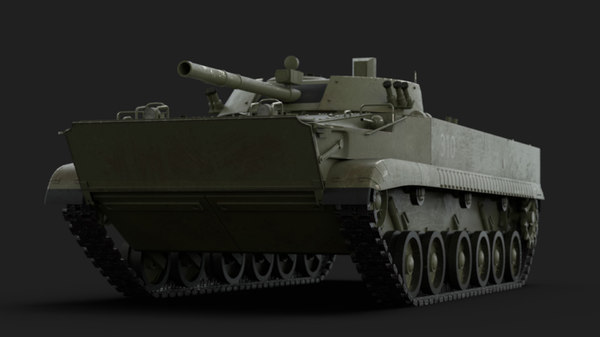 vehicle tank 3D