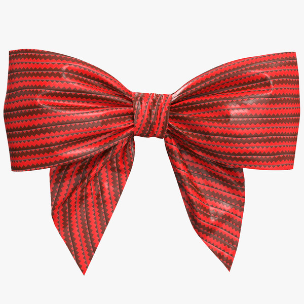 3D model color bow