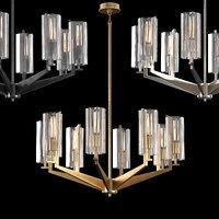chandelier vendome d92 cm 3D model