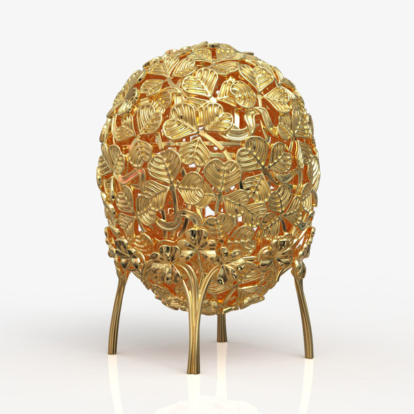 3D faberge eggs printing
