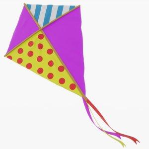 3D kite model