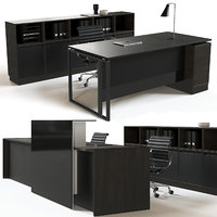Office reception furniture set