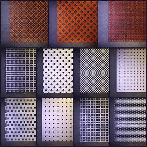 perforated panels rg rv model