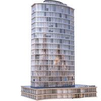 Modern Apartment Building 6