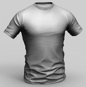 t-shirt t shirt 3D