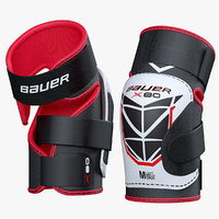 3D model elbow pads hockey vapor