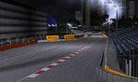 Singapore Marina Bay F1 Track