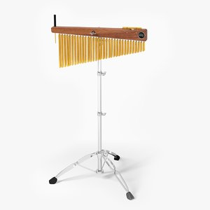 3D model meinl chimes stand